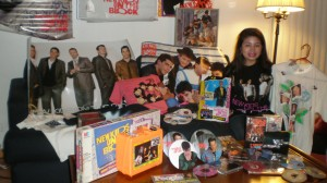 most of my NKOTB memorabilia