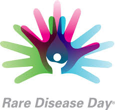 Feb 17 is Rare Disease Day in the U.S.A.
