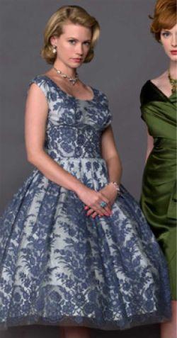 Iconic Betty Draper Dress