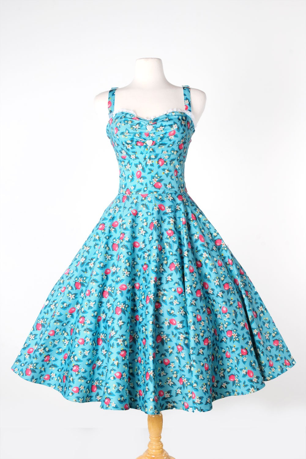 Plus-Size Betty Draper-like Dress from Pinup Girl Clothing