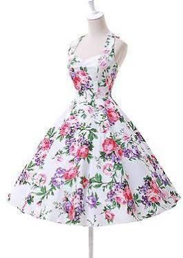 A Betty Draper-type dress from Rockabilly