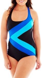 Delta Burke Swimsuit Plus-Size