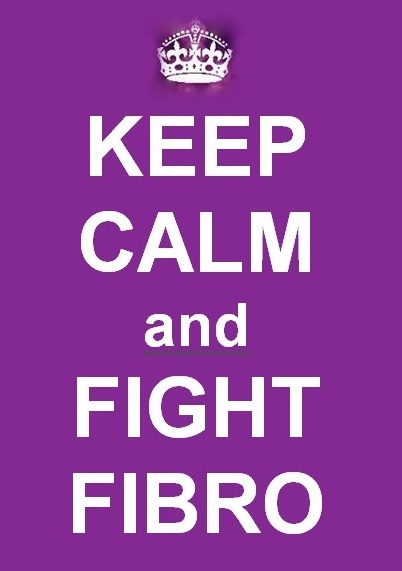 May 12 = Fibromyalgia Awareness Day