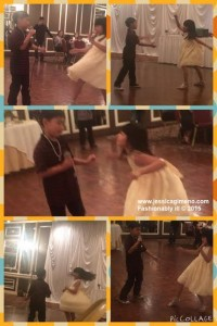 "Mikko Dancing ""Uptown Funk"" With HIs Cousin, Alani"