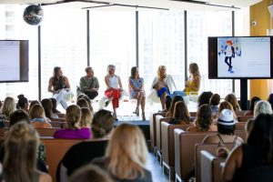Catt Sadler Interviews The Simply Stylist Panel, Chicago 2016