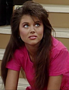 Kelly Kapowski makeup