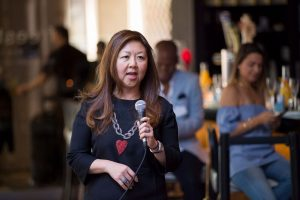 Joy Chen Speaking at Simply Stylist, Chicago