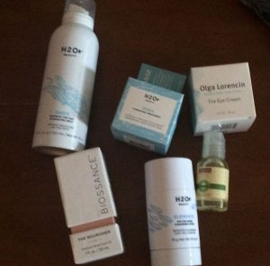 Simply Stylist Gift Bag skincare