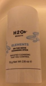 Review of H2O Plus Beauty: Elements on the Move Cleansing Stick