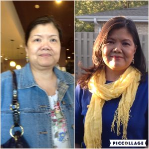 Previous Makeover of Lou, woman with MS, PCOS