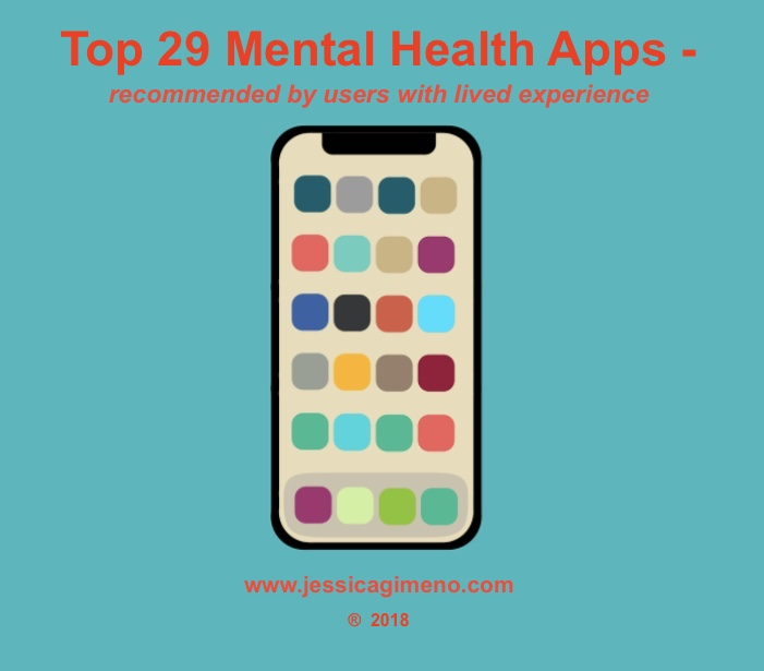 Top 29 Mental Health Apps: Recommended by Users With Lived
